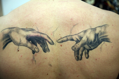 daily photo arts tattoos of hands. Black Bedroom Furniture Sets. Home Design Ideas