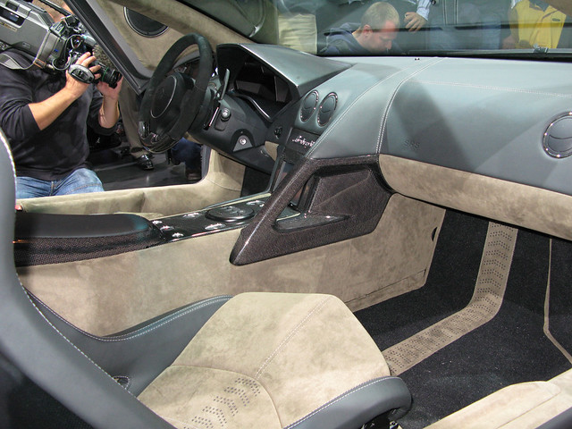 Lamborghini Reventon Interior Flickr Photo Sharing