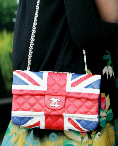 Chanel Flag Bag