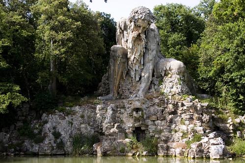 Colosso dell'Appennino (1579-1580) Giambologna