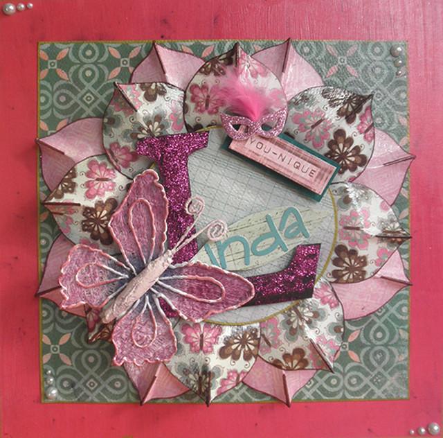 flower art for Linda