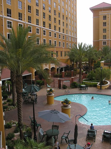 View of Our Timeshare, Fairfield Grand Desert