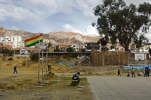 universidad mayor de san andres la paz bolivia: