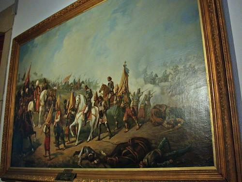 III. Mehmed szultán nyaralása Egerben