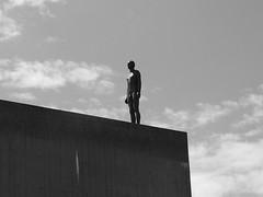 Antony Gormley's 'Event Horizon'
