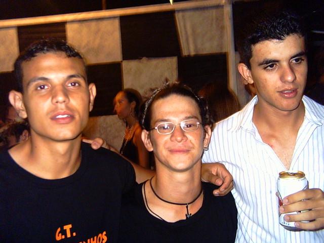 Forroque - Henrique, Rao E Primo Gay