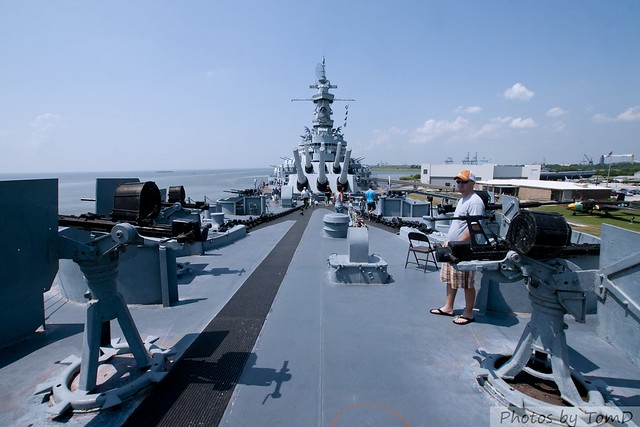 USS Alabama Wedding Christo  Amber  Wedding