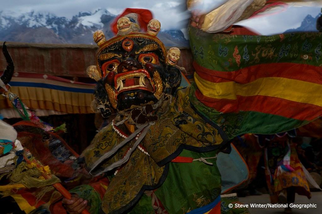 Karsha Gustor Festival - Karsha Zanskar
