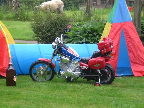 Harley Davidson baby