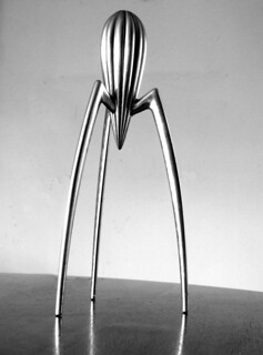 The mighty Alessi lemon squeezer