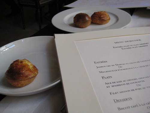 Beaune and loiseau de vignes happy lunches in burgundy - Cuisine bernard falafel ...