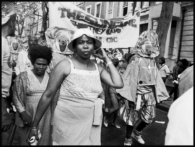 Notting Hill Carnival 1981