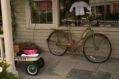 Bike and Wagon