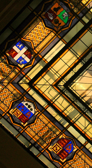 stained glass ceiling 3 flickr photo sharing