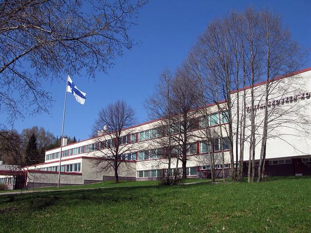 Un colegio en Finlandia
