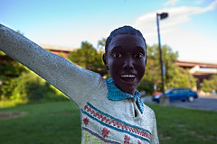 Seward Johnson Sculpture Walking Tour - Albany, NY - 10, Jun - 38 by sebastien.barre