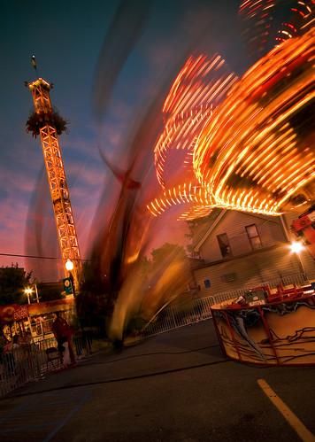carnival sunset mi rides 2007 icp lakeorion
