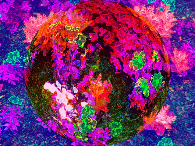 trippy planets - photo #5
