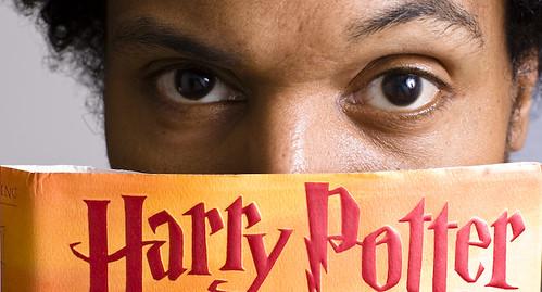 223/365: Harry Potter Widow