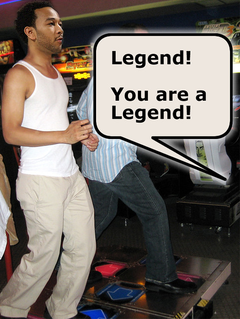 Legend! You are a Legend!