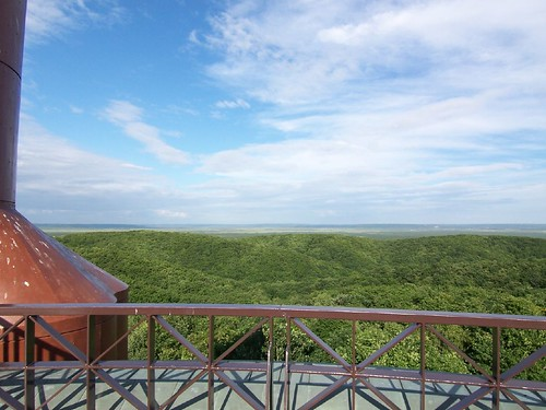 Kushiro marsh observatory 釧路湿原展望台