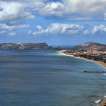 Porto Santo: Praia Dourada