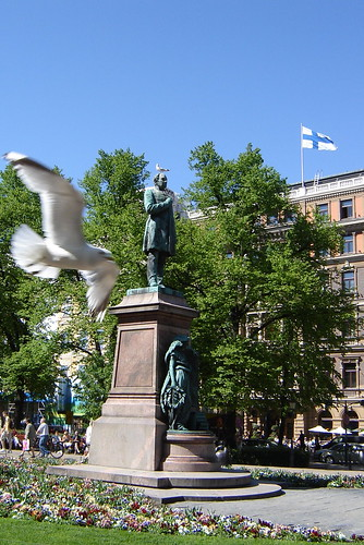 Runeberg, the national poet of Finland by Anna Amnell