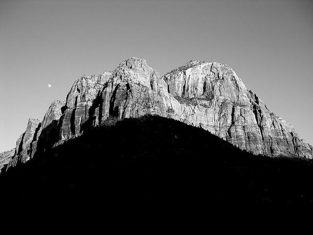 Zion Moonrise 2, Zion NP