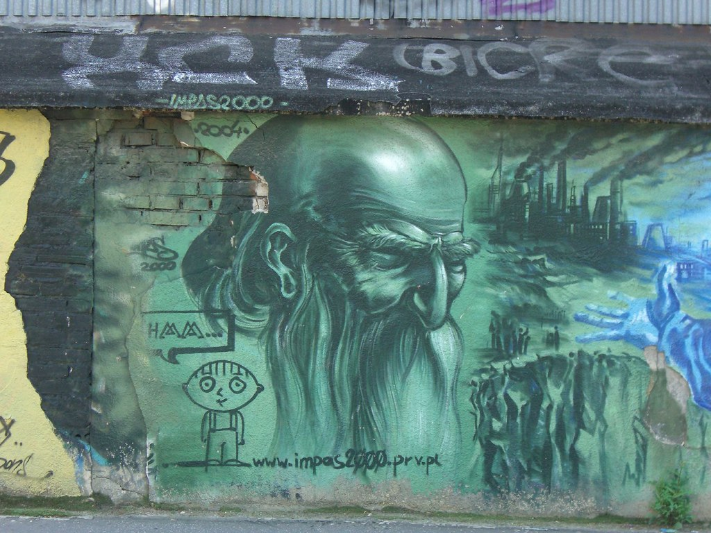 graffiti | impas | krakow 2007