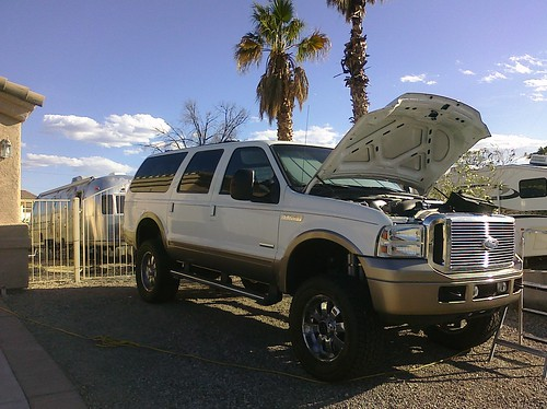 FORD EXCURSION DIESEL