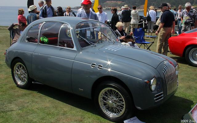 1949 Fiat Topolino 750MM Zagato Coupé - fvr