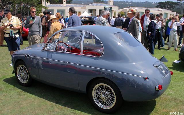 1949 Fiat Topolino 750MM Zagato Coupé - rvl