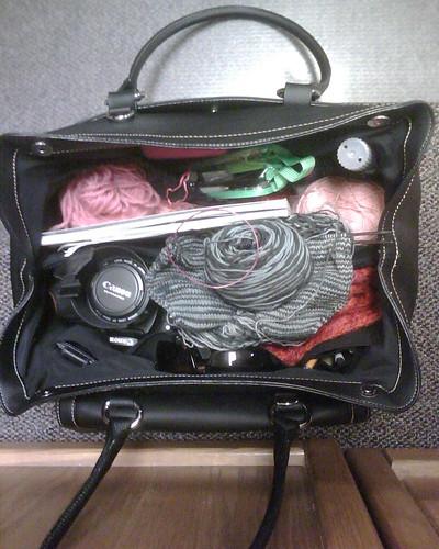Namaste Everyday Knitting Bag