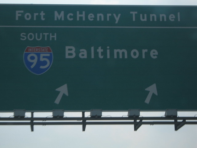 Header of 95 south