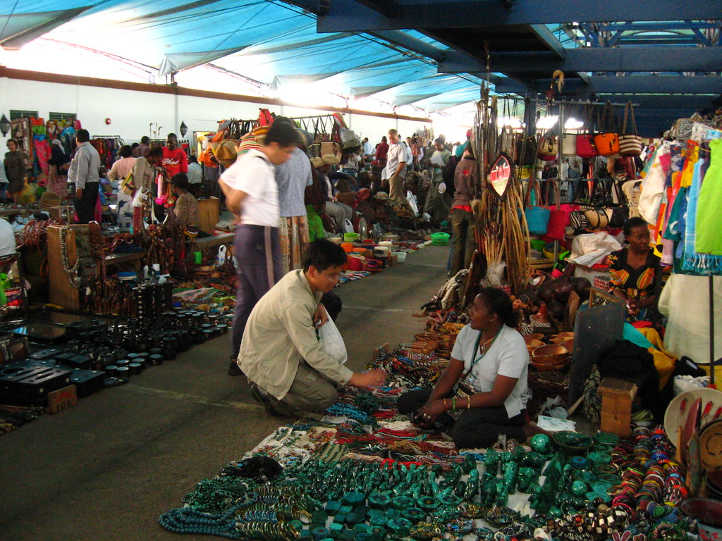 Things To Do in Nairobi - Maasai market