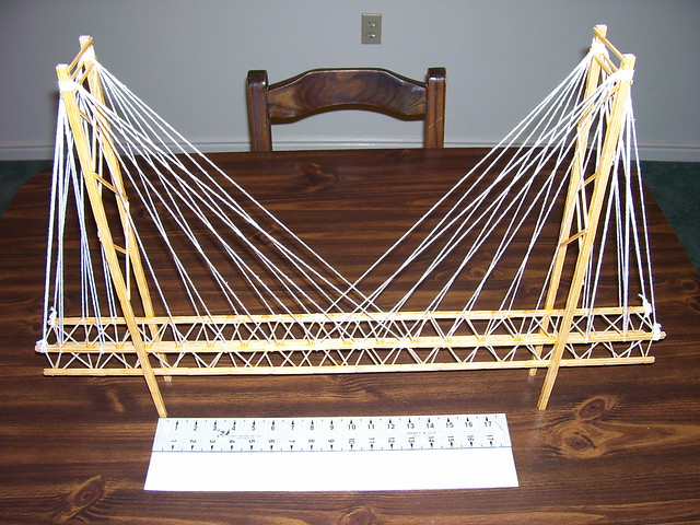 Toothpick Bridge 1 Flickr Photo Sharing