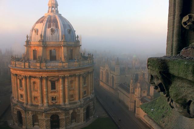 Oxford Light - November
