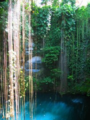 Yucatan's Ik Kil Ecological Park