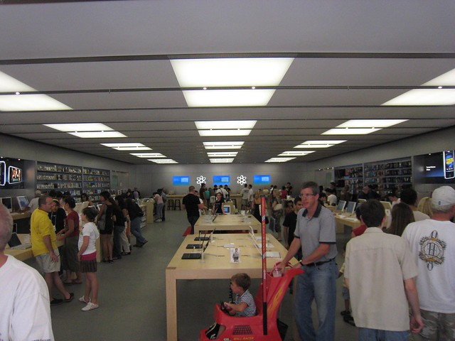 Apple Store Fashion Valley San Diego Ca