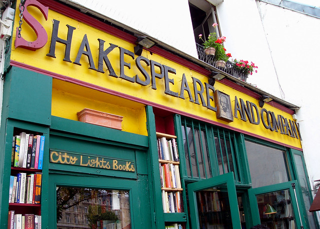 Paris _ Shakespeare n co