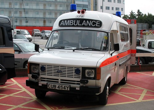 Retro service vehicles 999 to hearses retro rides for Mercedes benz emergency service