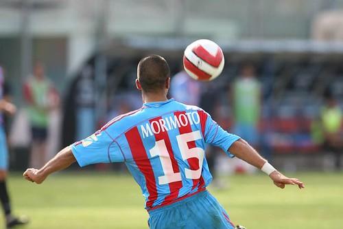 Calcio, Catania, Morimoto in ritiro a Torre del Grifo$