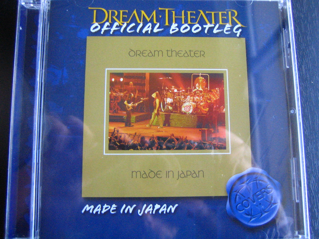 Dream Theater Official Bootleg | rick | Flickr