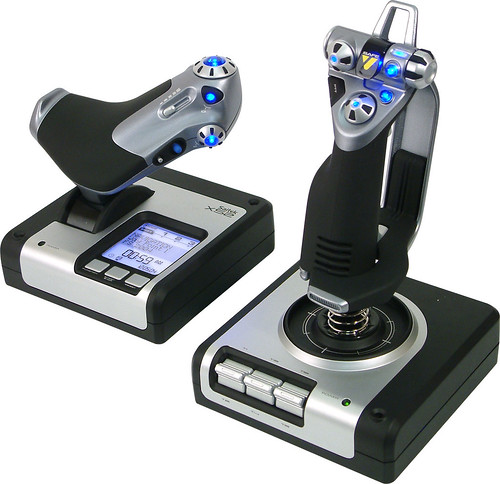 Saitek X-52 Flight Stick