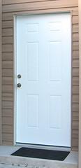 GB's new door