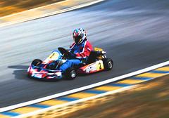 auto race(0.0), stock car racing(0.0), performance car(0.0), auto racing(1.0), go-kart(1.0), kart racing(1.0), racing(1.0), vehicle(1.0), sports(1.0), race(1.0), automotive design(1.0), motorsport(1.0), race track(1.0),
