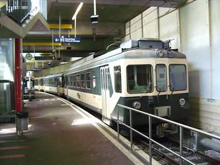Train or metro?