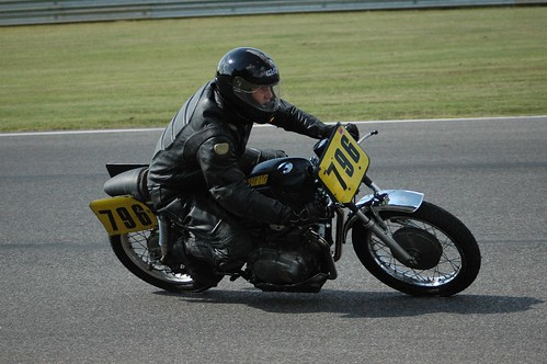 Vintage Motorcycle Race 1