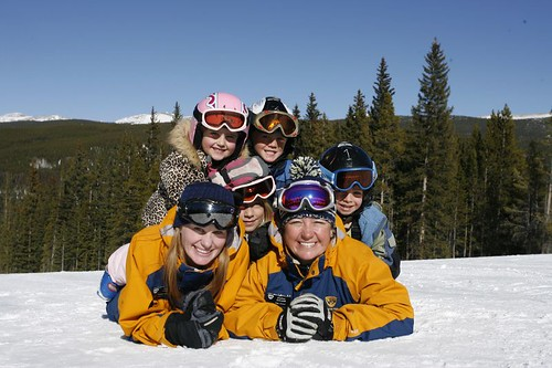 Winter Park ski ride school