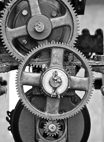 Gears by monstergirlee, on Flickr
